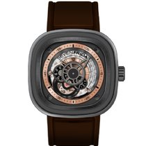 Sevenfriday P-series - P2/01 Rose Gold Dial Automatic