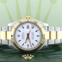 Rolex Datejust Thunderbird Turnograph 2-Tone 18K Gold/Steel...