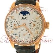 IWC Portuguese Perpetual Calendar IW503302 nuevo