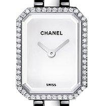 Chanel Première Steel 19.5mm White