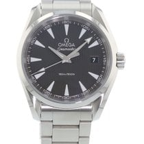 Omega Seamaster 231.10.39.60.06.001 Watch with Stainless Steel...