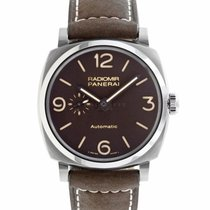 Panerai Radiomir 1940 3 Days Automatic Titanium 45mm Brown Arabic numerals United States of America, Maryland, Towson, MD