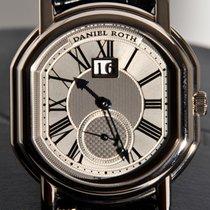Daniel Roth Datomax Grande Date Big Size 18K White Gold - FULL...