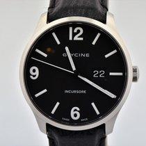 Glycine 44mm Automatic 2010 pre-owned Incursore Black