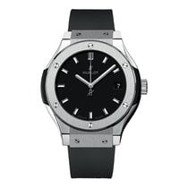 Hublot Classic Fusion Quartz Titanium 33mm Black No numerals United Kingdom, London