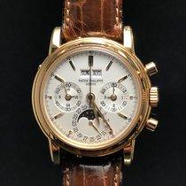 Patek Philippe 3970 J Perpetual Calendar Chronograph Full Set NOS