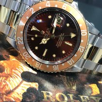 Rolex Vintage GMT-Master Tropical Nipple Dial