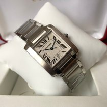 Cartier Tank Française 2302 Automatic Papers TOP