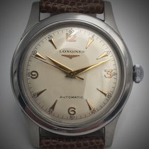 Longines Staal 35mm Automatisch Longines Vintage  Automatique Acier – 1959 – tweedehands