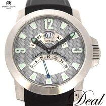 Pierre Kunz ピエールクンツ グランドデイト レトログラード G016 自動巻 メンズ 腕時計