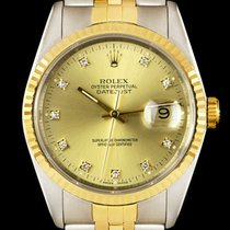 Rolex Datejust new 1987 Automatic Watch with original papers 16233