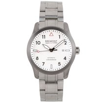 Bremont Steel 43mm Automatic SOLO/WH-SI/BR pre-owned