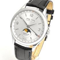 Montblanc Heritage Chronométrie Staal 40mm Zilver Arabisch Nederland, Heemstede