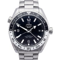 Omega new Automatic Rotating Bezel 43.5mm Steel Sapphire crystal