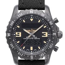 Breitling Chronospace Military Steel 46mm Black United States of America, New York, New York