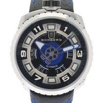 Bomberg new Automatic Center Seconds 45mm Steel Sapphire Glass