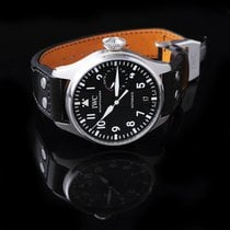 IWC Big Pilot Steel Black United States of America, California, San Mateo