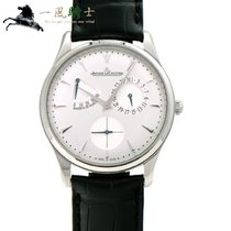 Jaeger-LeCoultre Master Ultra Thin Réserve de Marche Steel 39mm Silver United States of America, California, Los Angeles
