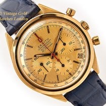 Zenith pre-owned Automatic Gold