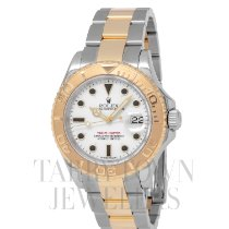 Rolex Yacht-Master 40 Gold/Steel 40mm White United States of America, New York, Hartsdale