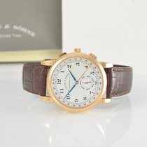 A. Lange & Söhne Red gold Manual winding 38.5mm pre-owned 1815