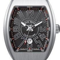 Franck Muller Vanguard V-45-SC-DT-AC-BR-NR nuevo