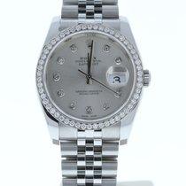 Rolex Datejust Silver 36mm Silver United States of America, Florida, MIami