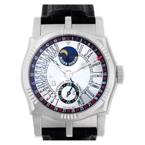 Roger Dubuis Sympathie White gold 43mm Silver Arabic numerals United States of America, Florida, Surfside