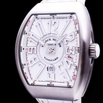 Franck Muller Vanguard Steel 53,7mm Arabic numerals