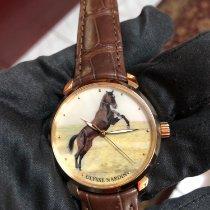 Ulysse Nardin 8156-111-2/HORSE Неношеные Pозовое золото 40mmmm Автоподзавод
