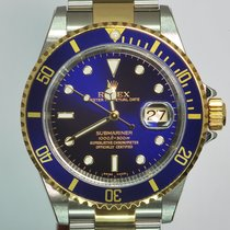 Rolex Submariner Date new 2003 Automatic Watch with original box and original papers 16613