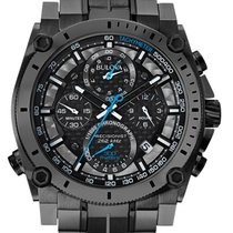 Bulova Precisionist Steel 46mm Grey