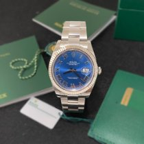 Rolex Datejust Or/Acier 41mm Bleu Belgique, Ghent