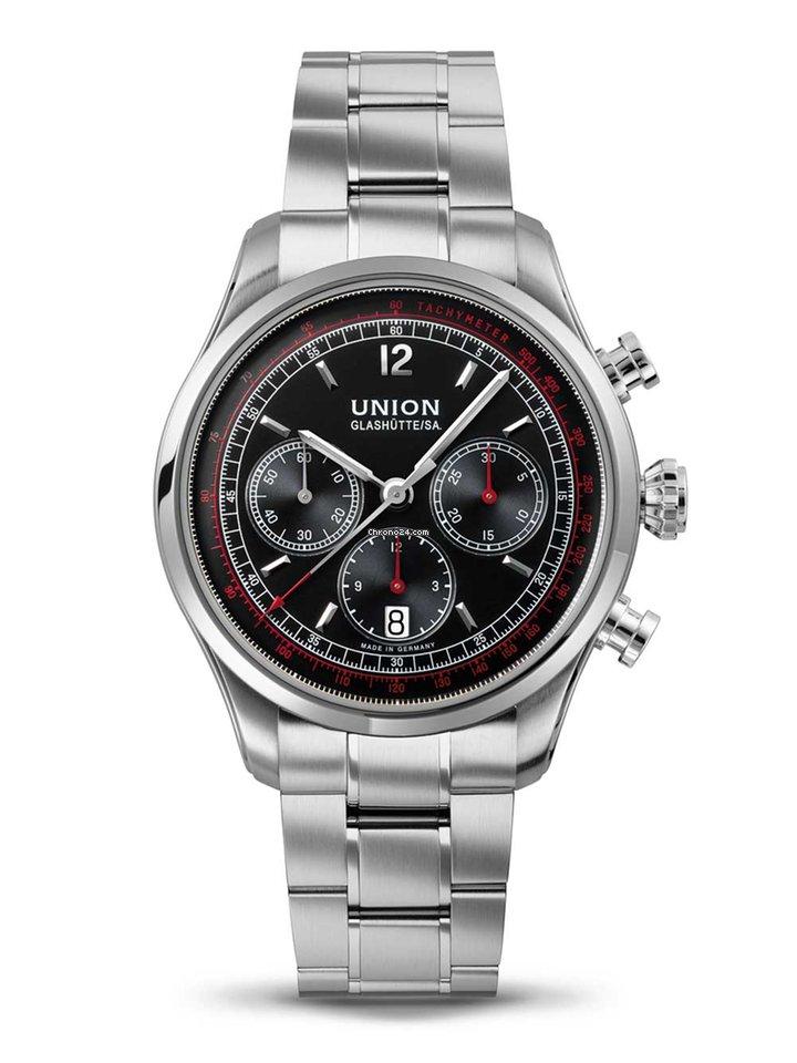 Union Glashütte Belisar Chronograph D009.427.11.057.00 2020 new