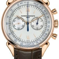 Vacheron Constantin Historiques Rose gold 38.5mm Silver United States of America, New York, Airmont