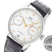 IWC IW500114 Steel Portuguese Automatic 42.3mm pre-owned United States of America, Pennsylvania, Willow Grove