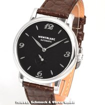 Montblanc Steel 39mm Automatic 107072 new