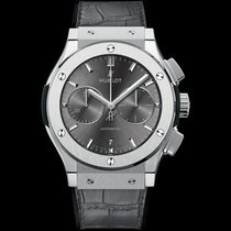 Hublot Classic Fusion Racing Grey Steel 45mm Grey