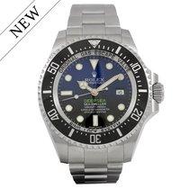 Rolex Sea-Dweller Deepsea D-Blue James Cameron Edition 116660 NEW