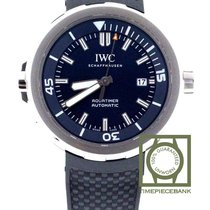 IWC Aquatimer Automatic Staal 42mm Blauw