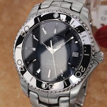 TAG Heuer Link Swiss Made Men's 39mm Quartz Stainless...
