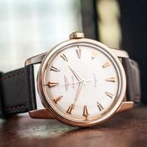 Longines Conquest Vintage Steel/18k Gold