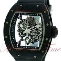 Richard Mille RM055 Titanium RM 055 49.9mm pre-owned United States of America, New York, New York