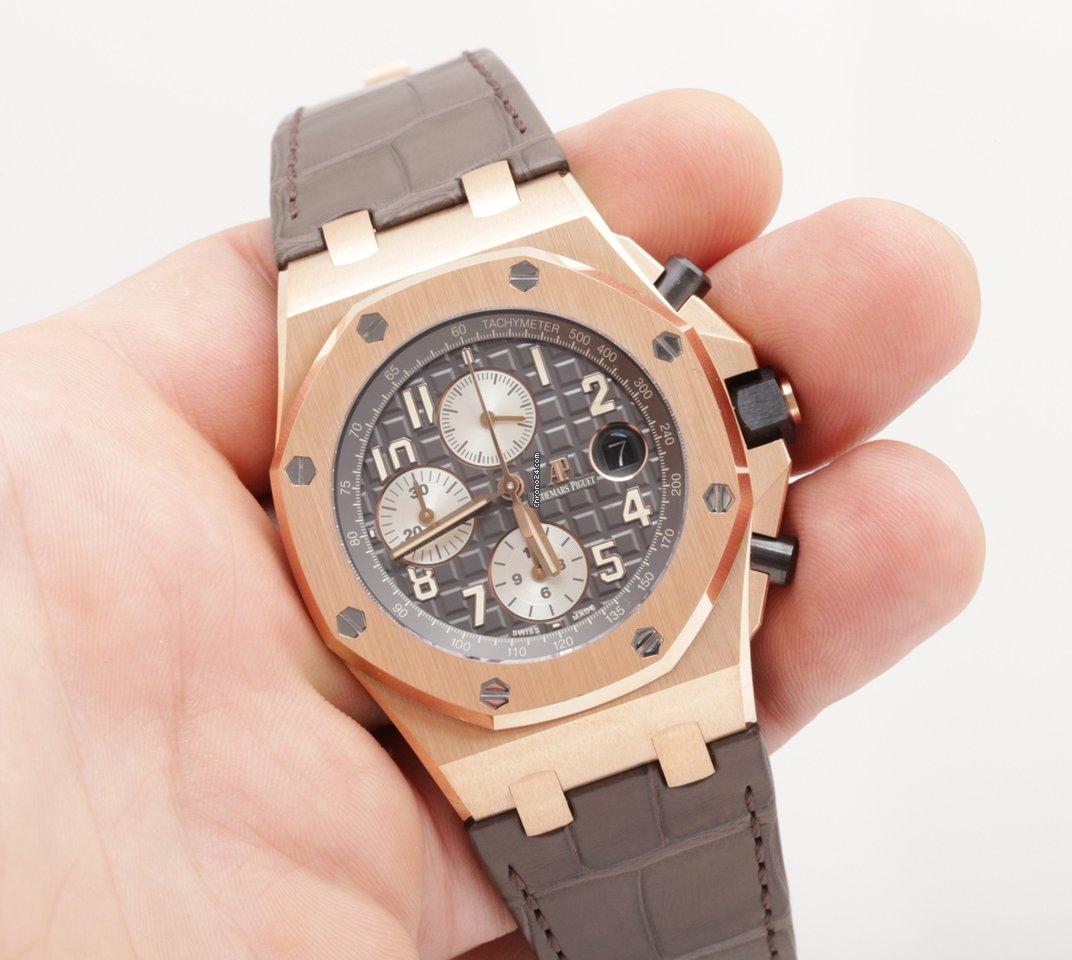 ad92f3cc71e Audemars Piguet Royal Oak Offshore - Todos os preços de relógios Audemars  Piguet Royal Oak Offshore na Chrono24