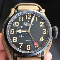 Zenith Pilot Type 20 GMT Black