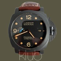 Panerai Luminor Marina 1950 3 Days Automatic usado 44mm Carbono