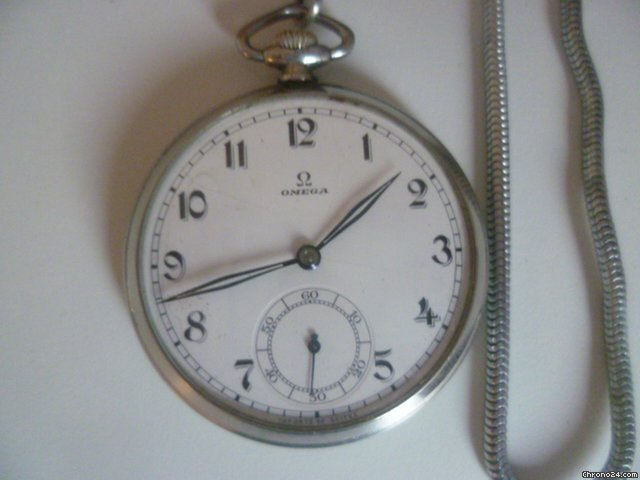 f8d284109dc Relógios de bolso Omega - Compare preços na Chrono24