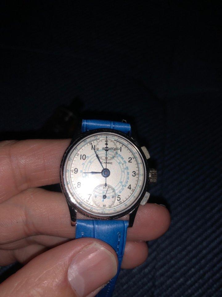 Chase-Durer Chase Chronograph Venus 170 για πώληση με 690 € από Ιδιώτης  Πωλητής της Chrono24 b814d28cc6c