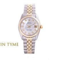 Rolex Datejust Gold/Steel 31mm Mother of pearl United States of America, California, Los Angeles