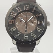 Tendence Steel 52mm Quartz TE470005 new